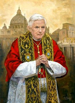 119 Pope Benedict XVI