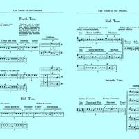 171 The Eight Gregorian Tones (Plainsong) BB