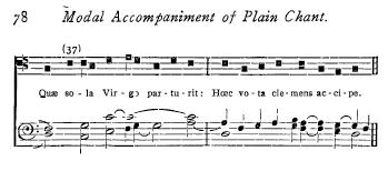 1911 Edwin Evans Gregorian Accomp. Treatise