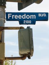 212 Freedom street
