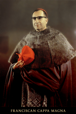 234 Franciscan Cappa Magna