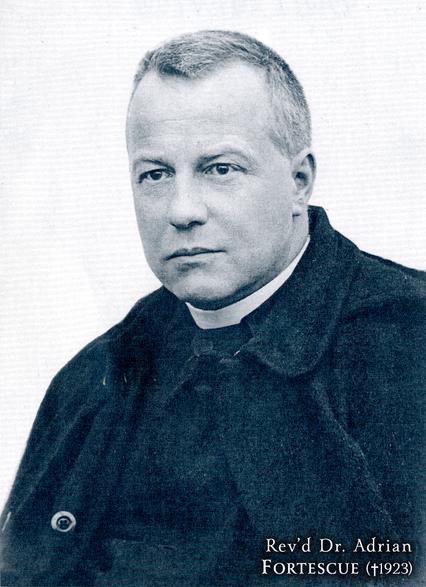 260 Fr. Adrian Fortescue