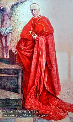 289 Cardinal Mercier CAPPA MAGNA