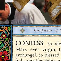 341 Latin Mass Confiteor