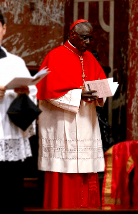 368 Robert Cardinal Sarah