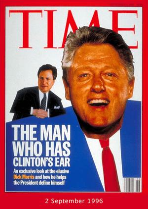 443 Dick Morris Clinton Ear