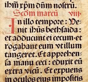 457 Manuscript Gregorian