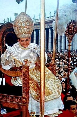 495 Pope Paul VI IMAGE