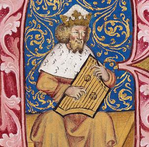 525 King David Psalter