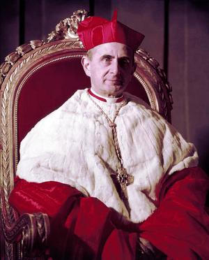 674 Montini Cappa Magna Paul VI 01
