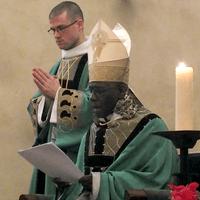 6782 Cardinal Sarah Visits Solesmes Monks E