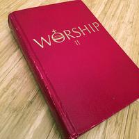 705 Hymn Book GIA Worship II Hymnal