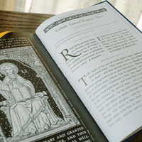 714 Jogues Illuminated Missal