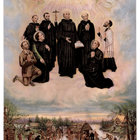 745 Jesuit Martyrs of North America