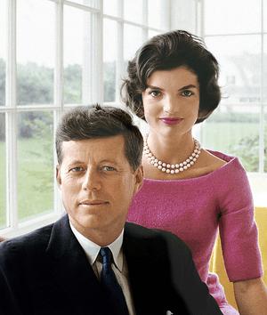 755 Jacqueline Jackie Kennedy