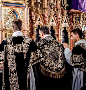 834 Latin Mass