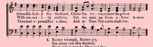 84406 St Mark Hymnal errors