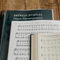 84828-Brebeuf-Hymnal-Organ-Accompaniments