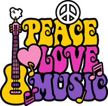 851 Peace Love Music