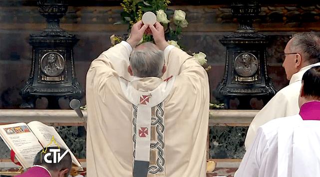 869 Francis Ad Orientem