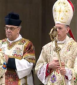 89294 Archbishop Alexander Sample Josef Bisig
