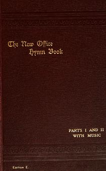 90788 Bullock HYMNAL 1907