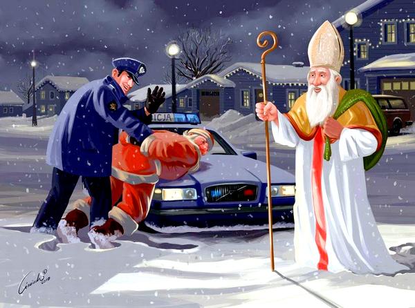 964 Saint Nicholas Identity Theft