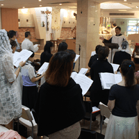 CTL Hong Kong Summer Choral Workshop 8