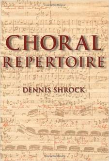 LMT Choral Repertoire