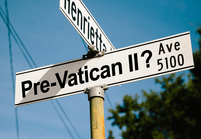 4271 alternate version the Second Vatican Council