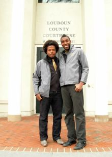 Jarrett and Joshua after their release. They were treated with kindness and professionalism.