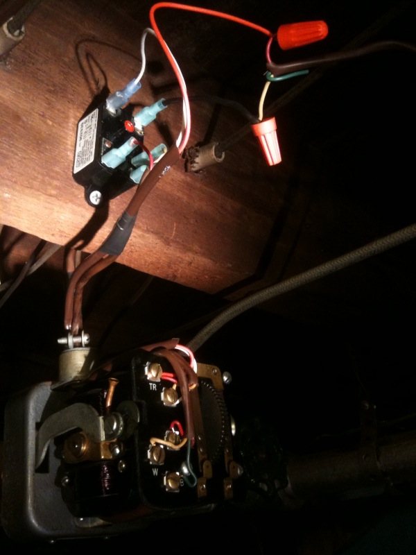 Control A 3 Wire Zone Valve With A 2 Wire Thermostat