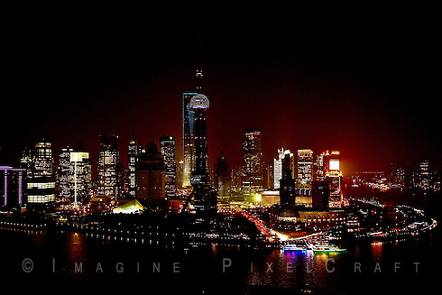 The Lights of Shanghai