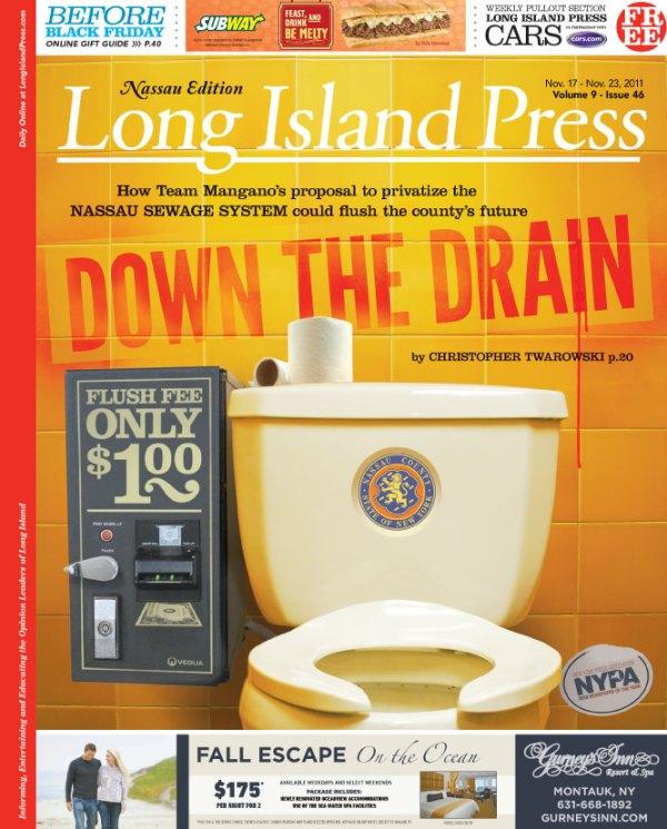 Nassau Sewage System Privatization Could Flush County's ...