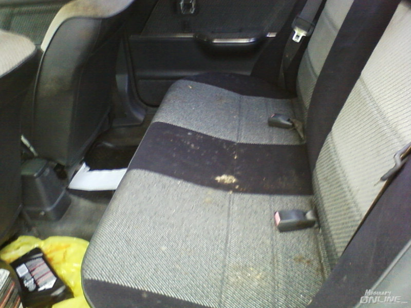 Mildew in car interior - How to get mold out of car interior ...