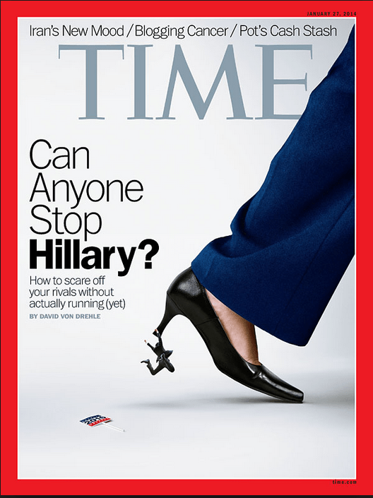 Time Hillary