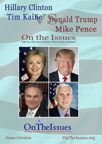 Archive of 2016 candidate books and debates