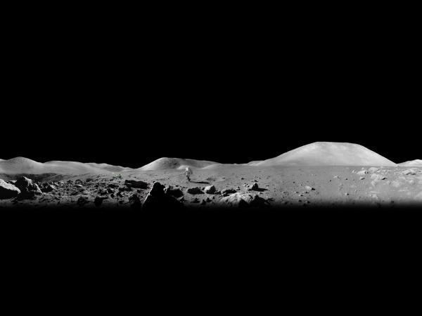 Moon Landscape : NASA : Free Download, Borrow, and ...