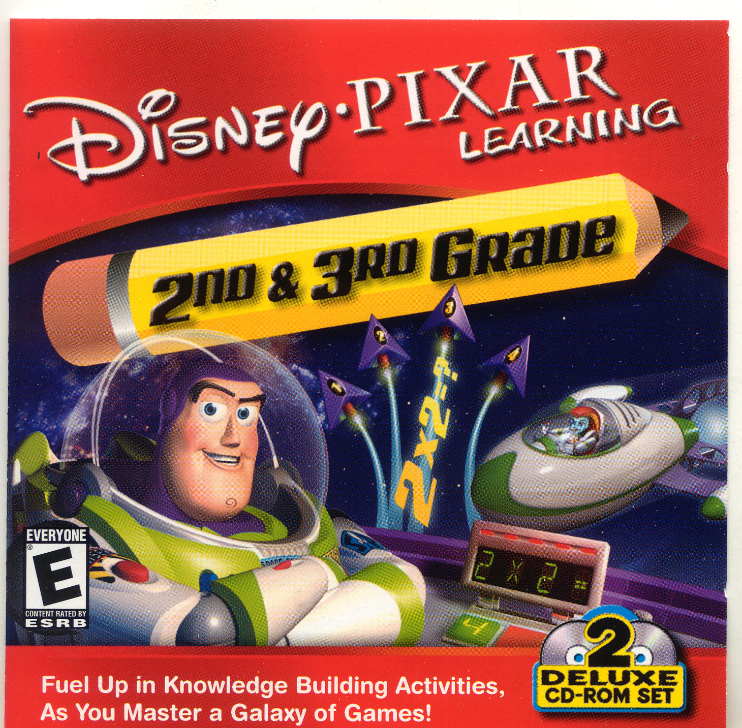 Disney Learning 2nd 3rd Grade Win95 Mac Eng Free