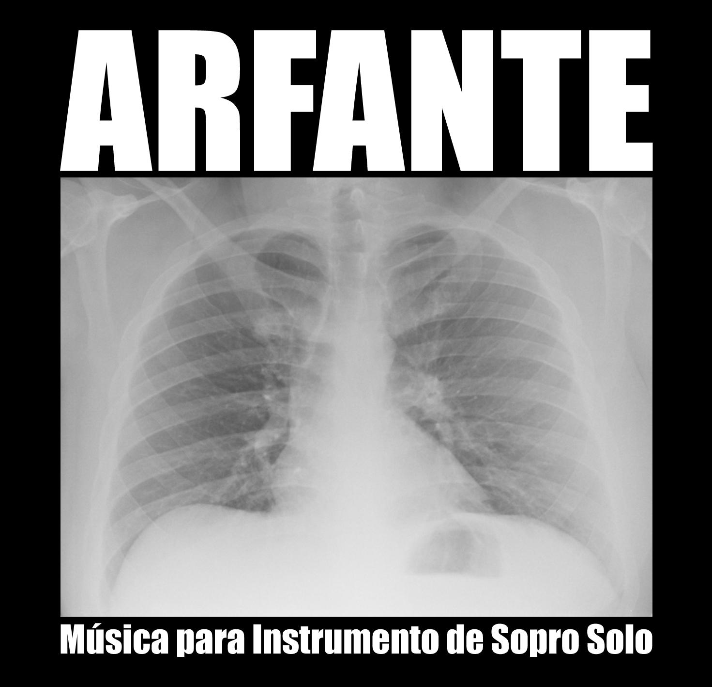 MSRCD020 - V/A - Arfante - Música para Instrumento de Sopro Solo