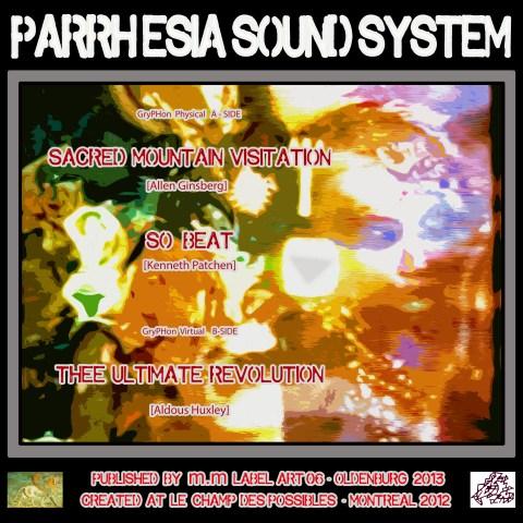 Parrhesia Sound System – GryPHon