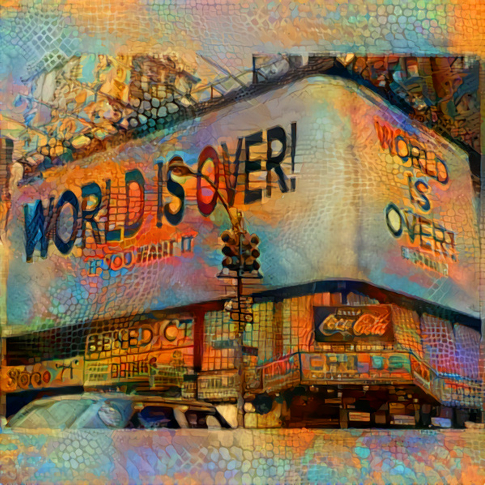 various artist – The World is Over! A-Side