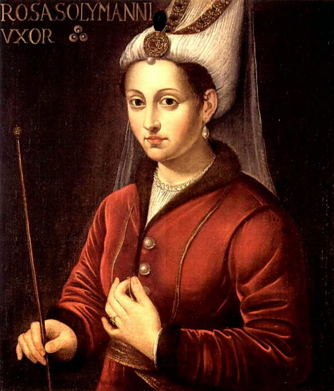 Potret Roxelana abad ke-16 wanita muslimah berpengaruh dalam sejarah