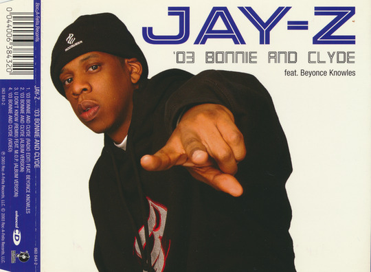 03' Bonnie & Clyde : Jay-Z Feat. Beyonce Knowles : Free ...