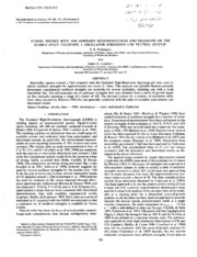 Low Earth Orbital Atomic Oxygen Interactions With