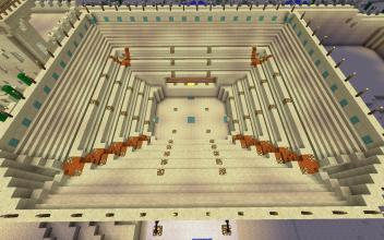 The Agrazahn Coliseum