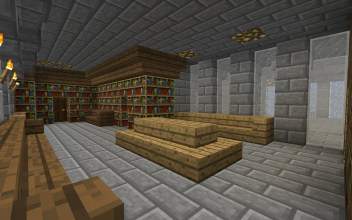 The new Reading Room