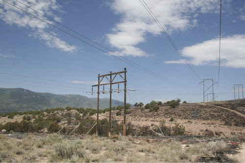 Power line design may have sparked deadly Utah wildfire ...