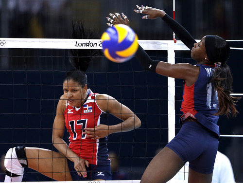 Olympics: U.S. volleyball team advances to semifinals ...