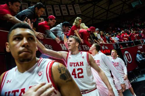 Utah basketball notes: Free throws, Reid suspension and ...